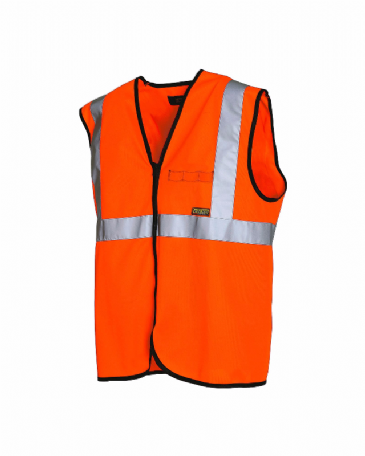 Blaklader 3029 High Vis Waistcoat (Orange)